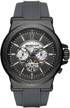 6aafc8ee3645 Amazon | [マイケルコース]MICHAEL KORS 腕時計 DYLAN MK9026 メンズ ...