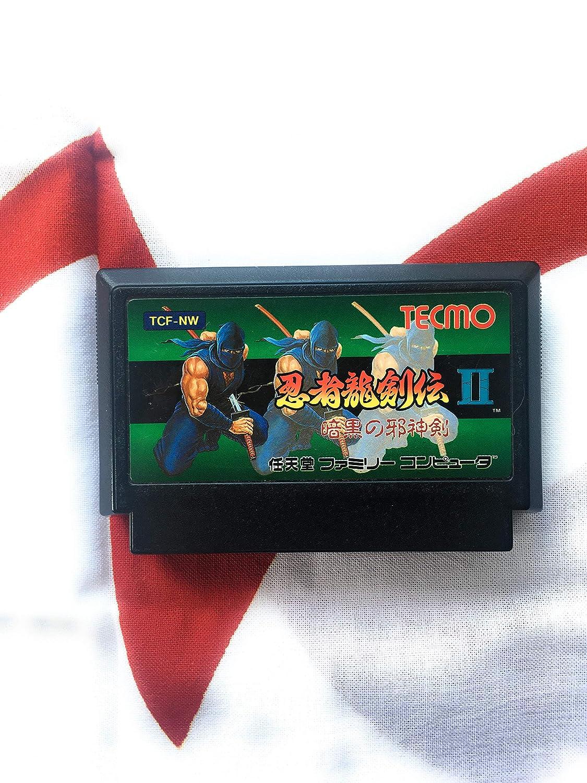 Amazon Com Ninja Ryukenden Ii Ankoku No Jashinken Aka Ninja