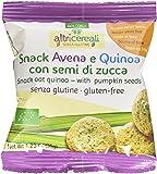 Probios Snack Avena e Quinoa, con Semi di Zucca - 35 gr, Biologico