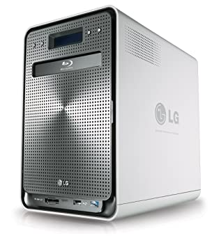 LG N4B2N NAS Drivers for Windows 7