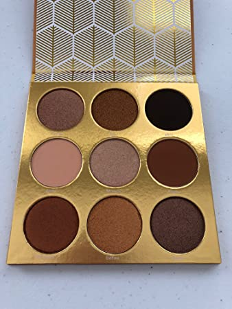 Juvia's Place The Warrior by Juvia's Eyeshadow Palette