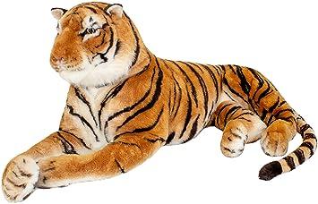 Brubaker Tigre Grande de Peluche 220 cms. de Color marrón ...