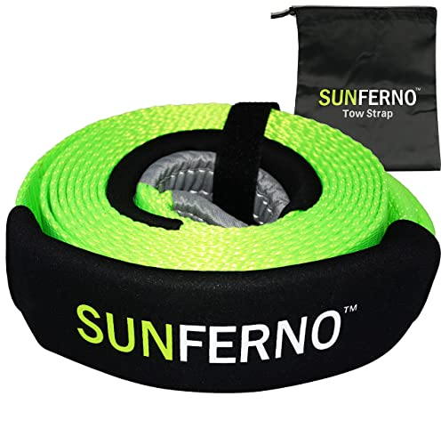 Ultimate Recovery Strap from Sunferno