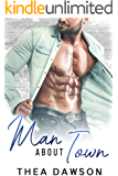 Man about Town: A Cinderella Story … with Blackmail (Gentlemen, Inc. Book 4)