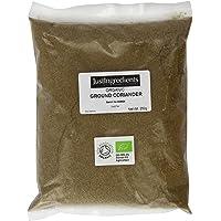 JustIngredients Essential Organic Coriander Cilantro Ecológico (Molido)