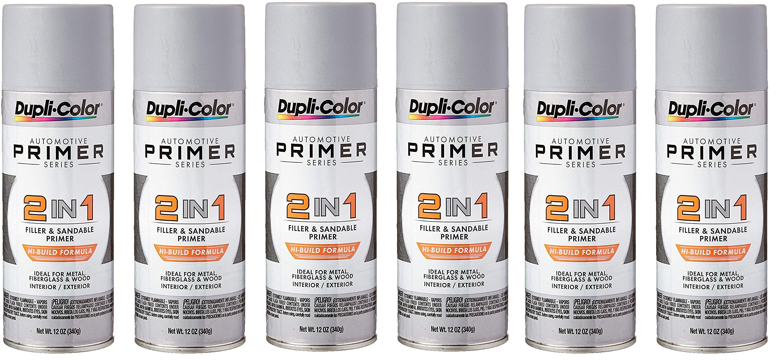 Dupli-Color ® EDAP17007 Filler Primer - 12 fl. oz. (6) by Dupli-Color ® (Image #1)