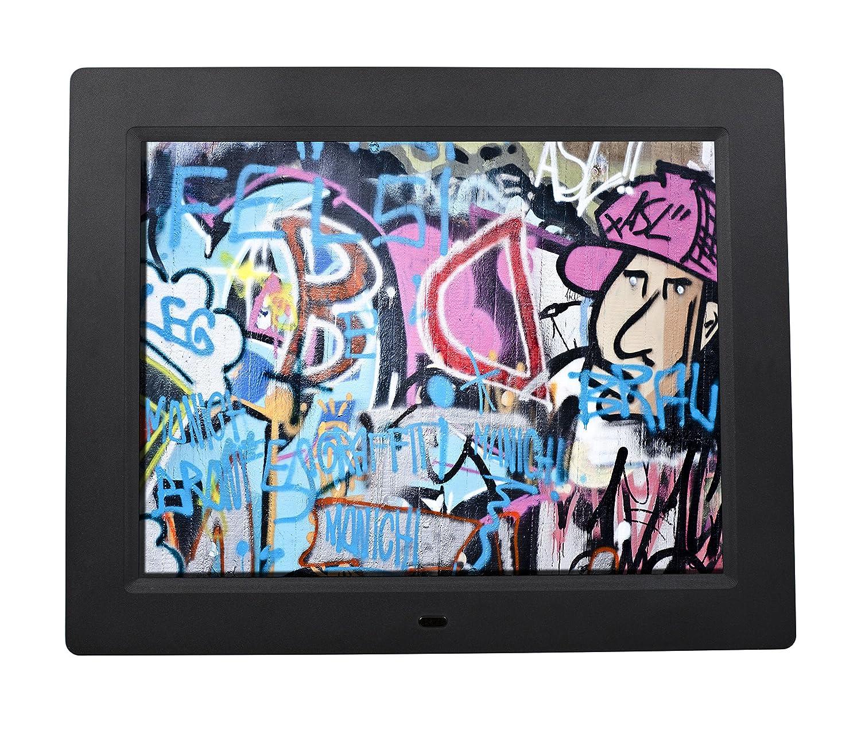 Rollei Degas DPF-100 digitaler Fotorahmen Slim 10 Zoll: Amazon.de ...