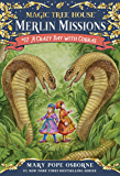 A Crazy Day with Cobras (Magic Tree House: Merlin Missions Book 17)