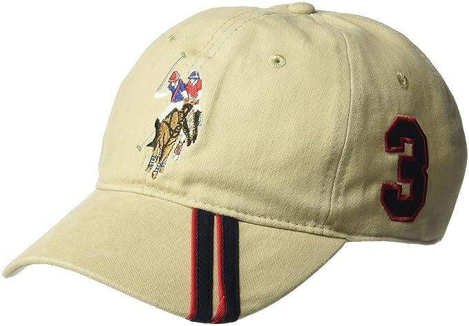 U.S. Polo Assn.. - Gorra de béisbol Polo Horse para Hombre 1a0b0ee99a0