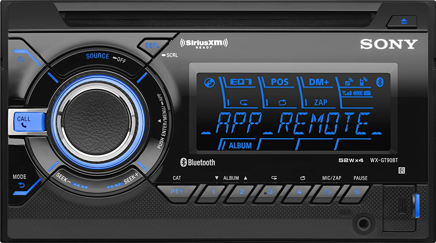 Car radio with aux input amazon