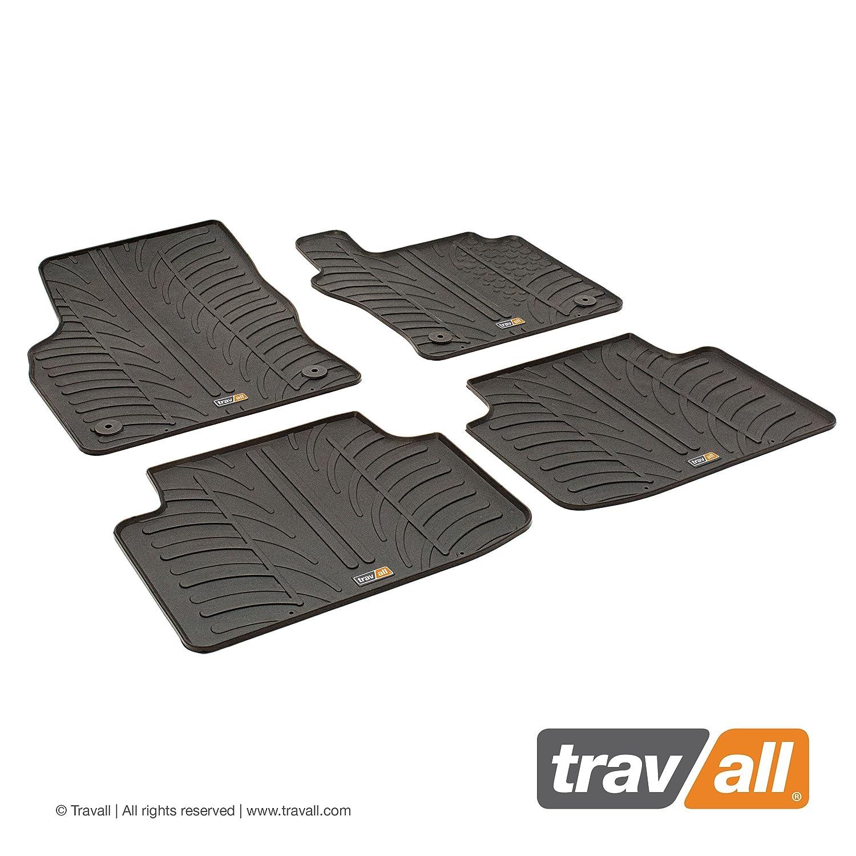 Rubber floor mats vw passat - Volkswagen Vw Passat Saloon Estate Alltrack Rubber Floor Car Mats 2014 Current Original