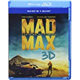 Mad Max: Fury Road (la portada puede variar) [Blu-ray]