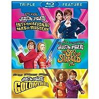 Amazon.com deals on Austin Powers Triple Feature Blu-ray