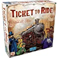 Ticket to Ride Board Game | Family Board Game | Board Game for Adults and Family | Train Game | Ages 8+ | For 2 to 5 players