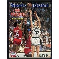 $145 » Larry Bird Autographed Sports Illustrated Magazine Boston Celtics SGC #AA10385 - Autographed NBA Magazines