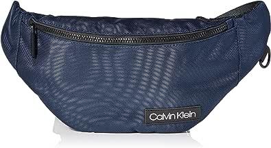 Calvin Klein Ultimate Nylon Waistbag, Mochilas para Hombre, Talla única