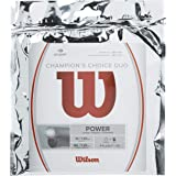 Wilson Sporting Goods Champions Choice Duo Tennis String, Natural (WRZ997900)