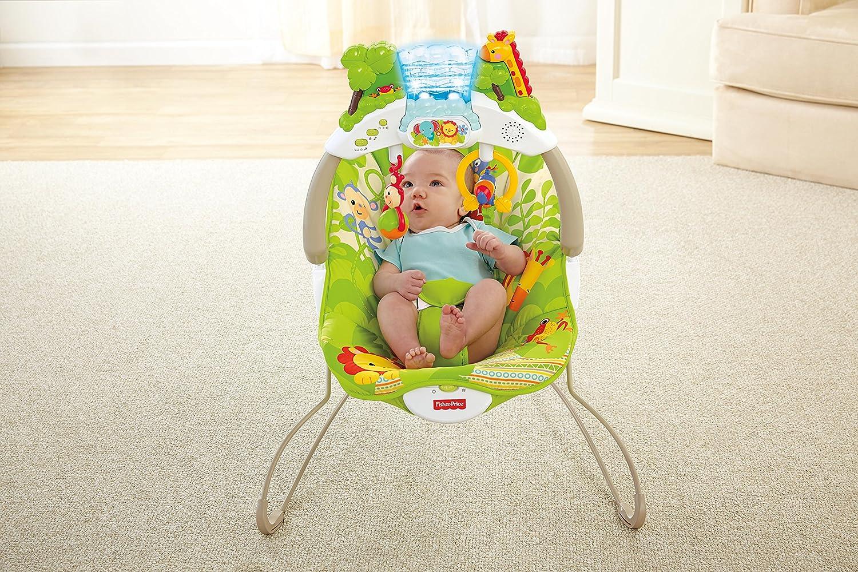 Fisher-Price Baby Gear bcg48/ /Babysitter Welpen der Natur Deluxe