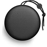 B&O PLAY by Bang & Olufsen BeoPlay A1 Altoparlante Portatile, Ricaricabile, Bluetooth, Wireless, Nero