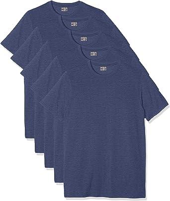 KUSTOM KIT Camiseta (Pack de 5) para Hombre: Amazon.es: Ropa y ...