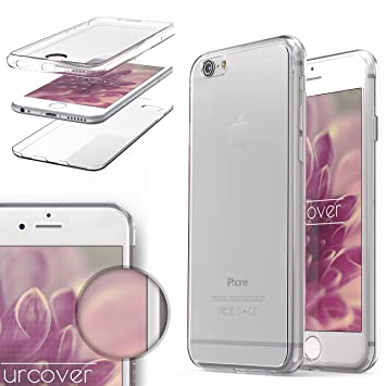 Urcover® Apple iPhone 6 Plus/6s Plus | Funda Carcasa Protectora ...