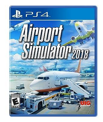 50b4e52c86c28 Uig Entertainment Airport Simulator PlayStation 4: playstation_4 ...