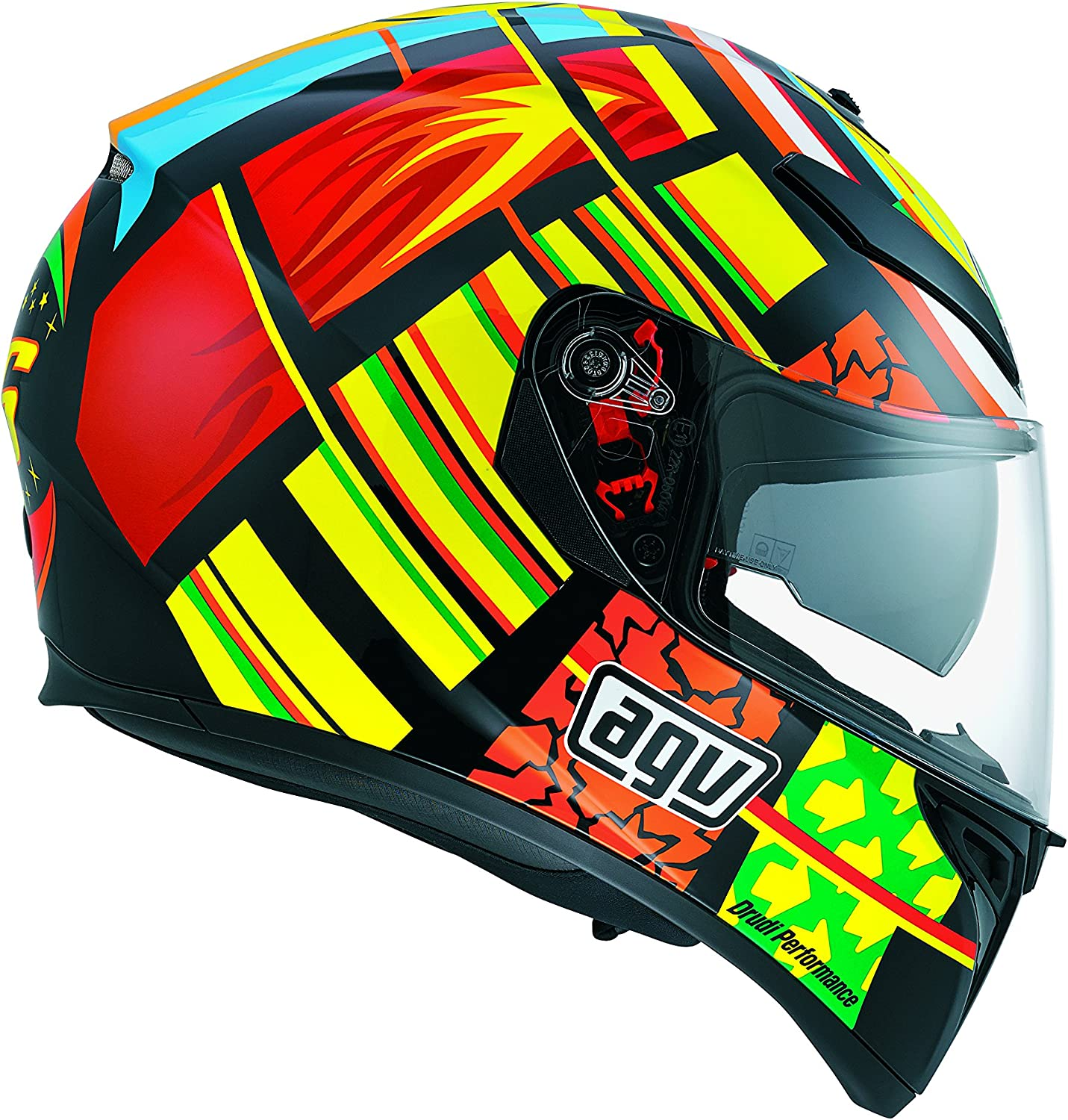 S 55//56 AGV K-3 SV Top Elements Gr