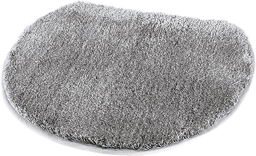 Amazon.com: Kleine Wolke Elongated Lid Rug Cover   Toilet Seat