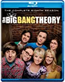 The Big Bang Theory: Season 8 [Blu-ray + Digital Copy]