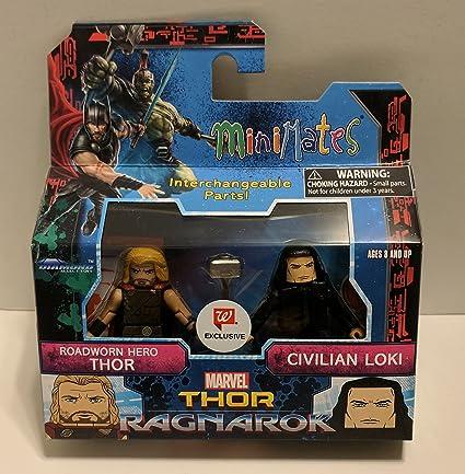 Marvel Minimates Walgreens Avengers Infinity War Movie Wave 1 Thor