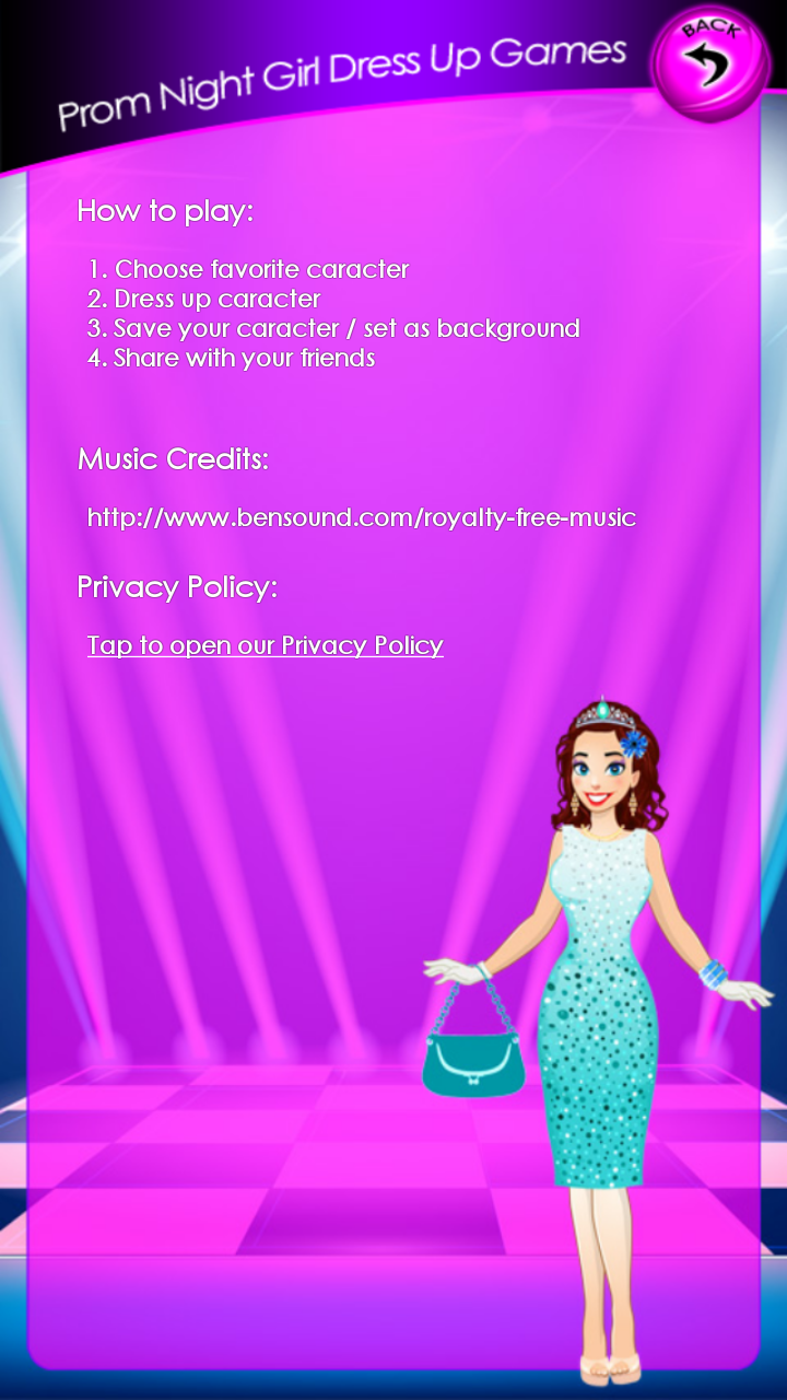 Amazon.com: Prom Night Girl Dress Up Games: Appstore for Android