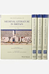 The Encyclopedia of Medieval Literature in Britain, 4 Volume Set (Wiley-Blackwell Encyclopedia of Literature) Hardcover