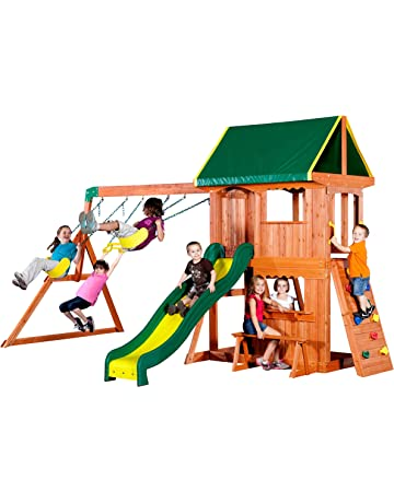 Amazon Com Play Swing Sets Toys Games