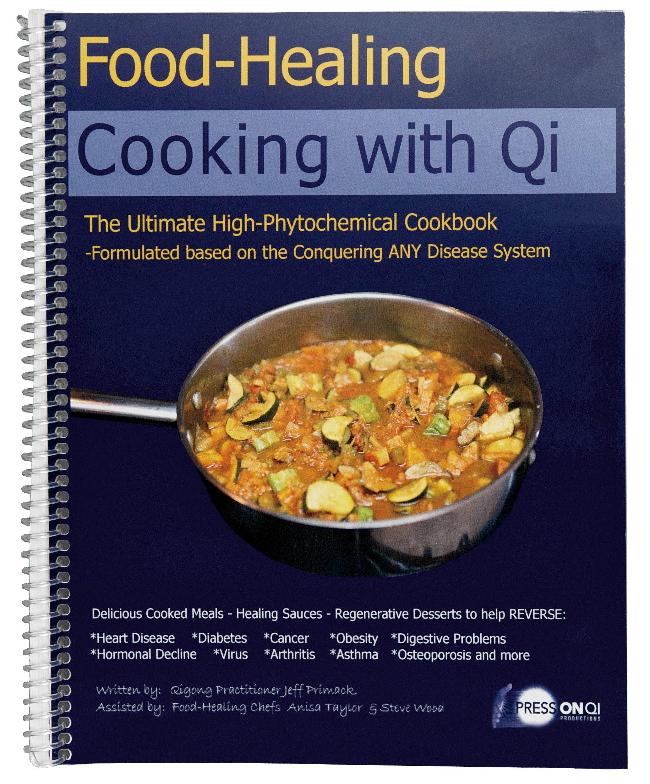 Food-Healing: Cooking With Qi: Jeff Primack: 8601423294056: Amazon