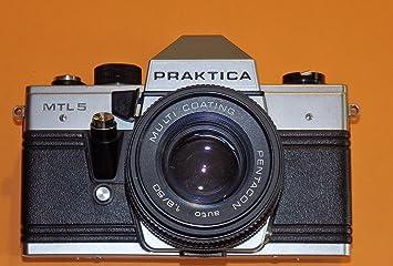Praktica mtl 5 made in gdr 35 mm camera: amazon.de: kamera