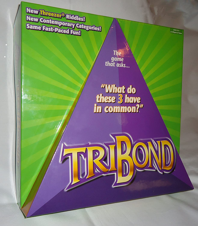 TriBond Board Game