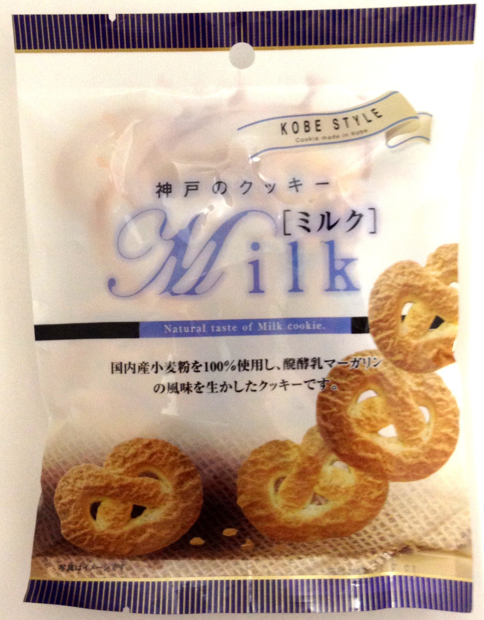 Shoei-do confectionery Kobe cookies milk 80gX20 bags of