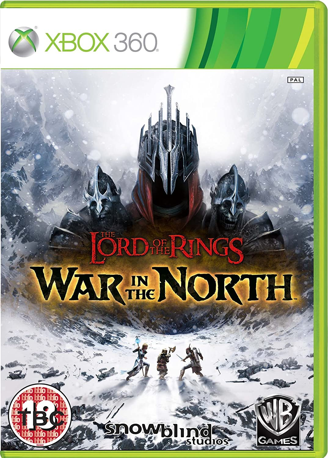 Lord of the Rings: War in the North (Xbox 360): Amazon co uk
