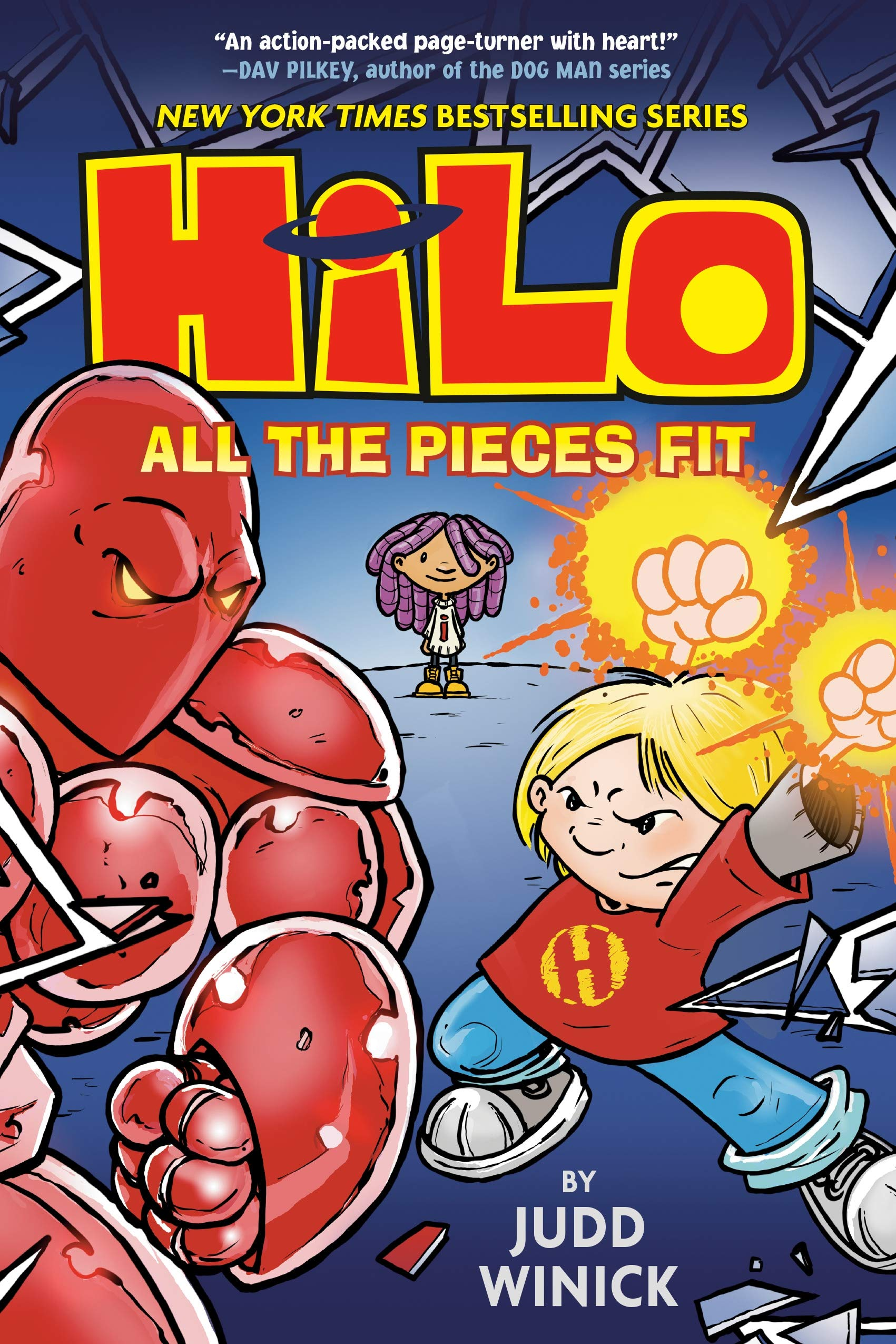 Hilo Book 6  All The Pieces Fit