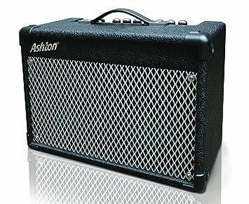 Ashton New 20W FX - Amplificador para guitarra eléctrica (ecualizador de 4 vías)