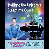 Twilight the Unicorn's Sleepytime Quest: A Cosmic Kids Yoga Adventure
