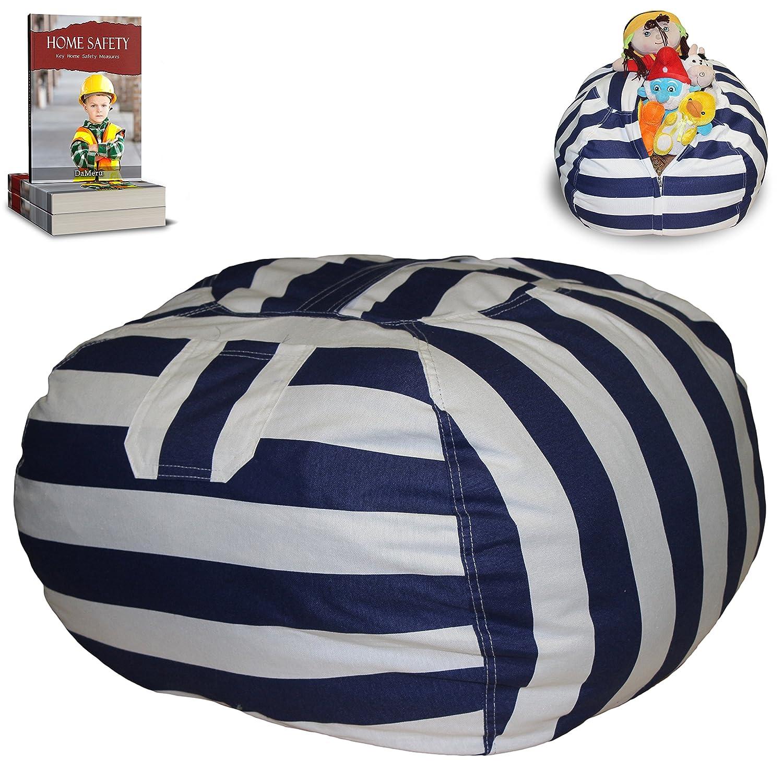 Animal bean bag chairs for kids - Large Size Stuffed Animal Storage Bean Bag Chair Finest Storage Hammock Organizer