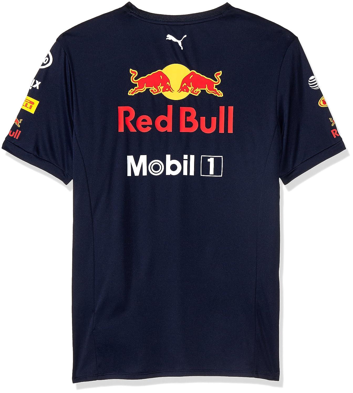 e27a7e468c2 Amazon.com : PUMA Red Bull Racing Team Tee : Clothing