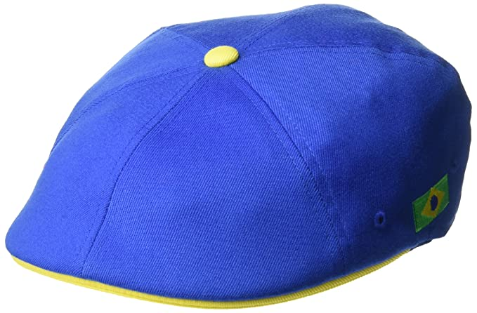 8ed155c7a9a Kangol Headwear Nations Flexfit 504 Flat Cap  Amazon.co.uk  Clothing