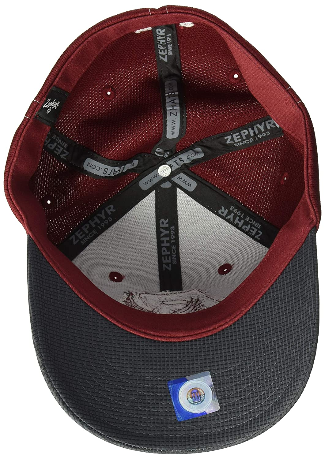801345ebdc8 Amazon.com   ZHATS NCAA Mens Grid Cap   Sports   Outdoors