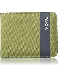 RVCA mens Leeward Bifold Wallet Bi-Fold Wallet