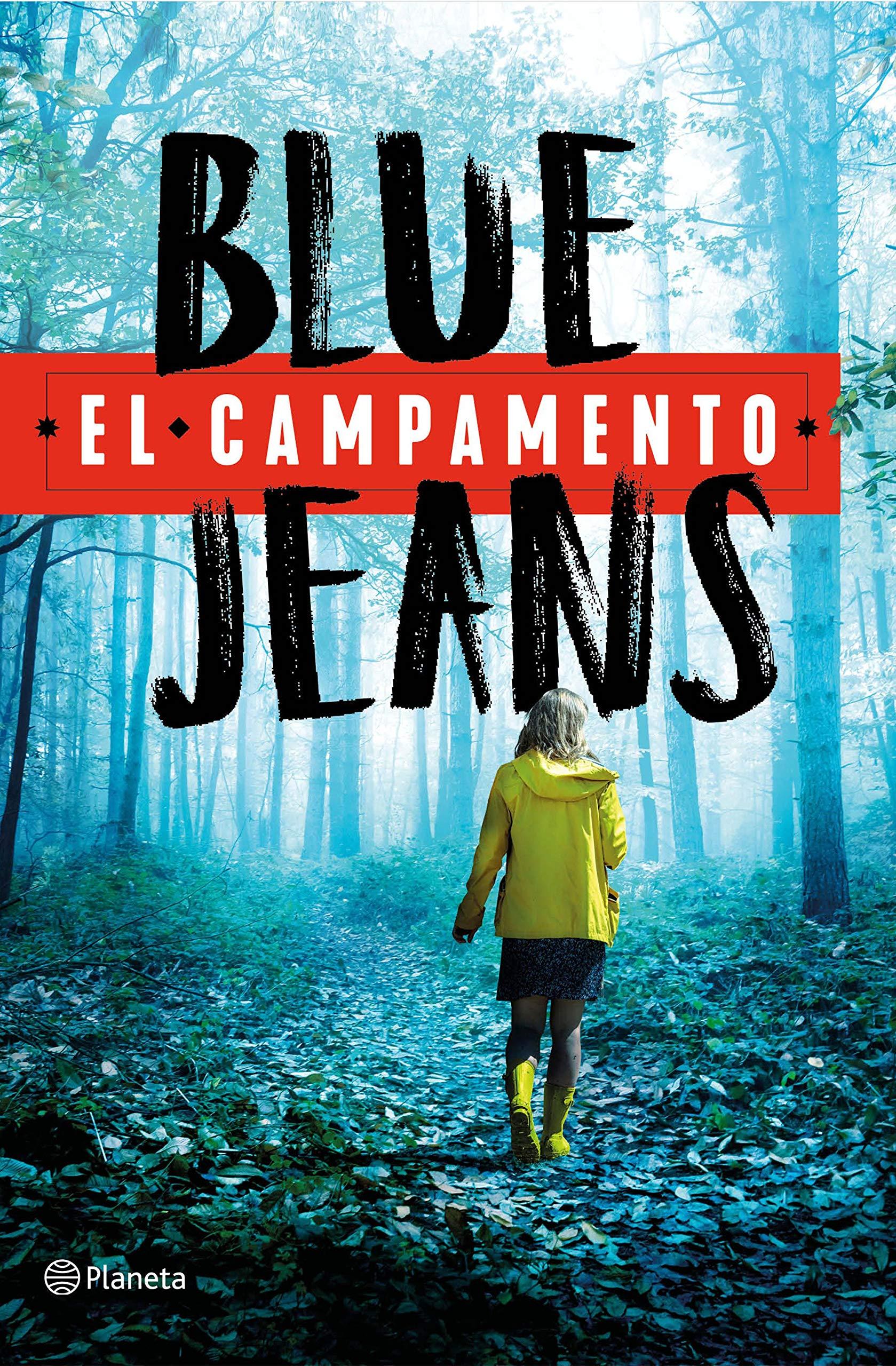 El campamento ((Fuera de colección)) : Blue Jeans: Amazon.es: Libros