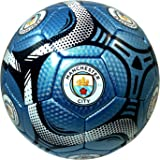 Manchester City F.C. Authentic Official Licensed Soccer Ball Size 5