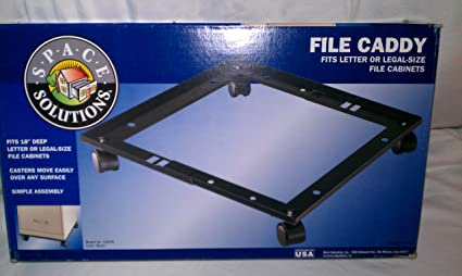Space Solutions File Caddy & Amazon.com : Space Solutions File Caddy : File Cabinets : Office ...