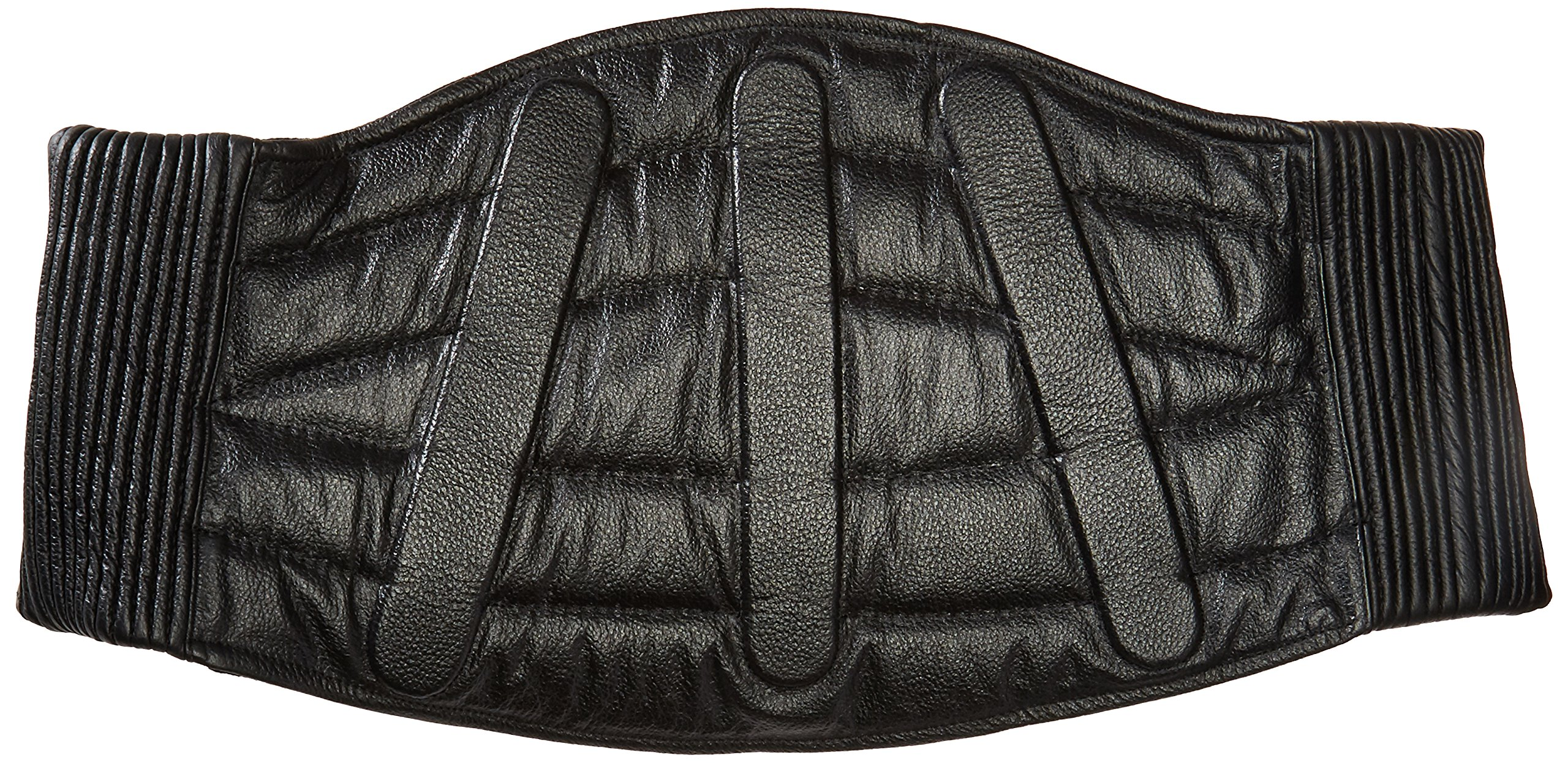 First Manufacturing Back Support Belt (Black, Medium) by First Mfg Co (Image #2)